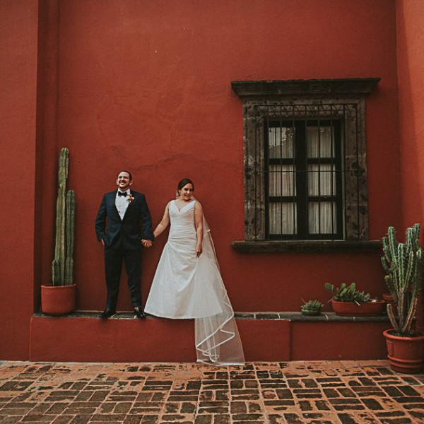 Alex + Maurine - San Miguel de Allende