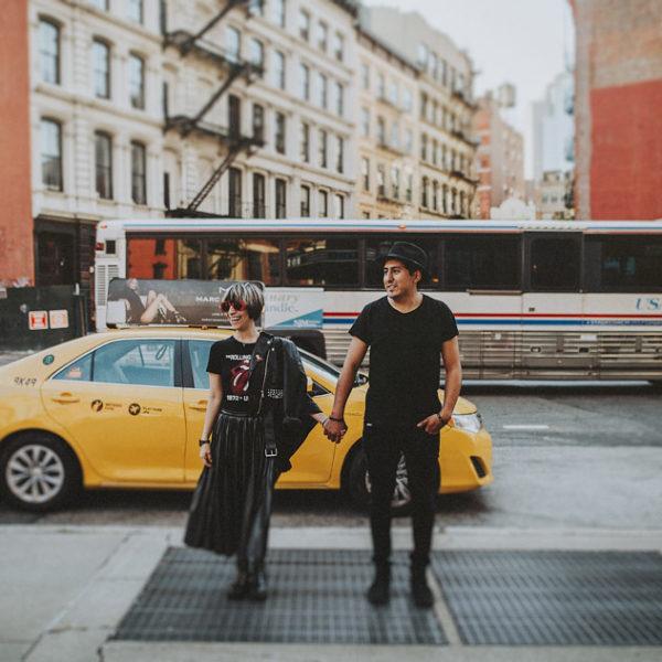 Alfonso + Amelia - NYC - Soho